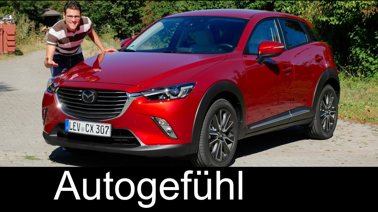 mazda cx 3 full review test driven sportsline grand touring 2017 youtube. Black Bedroom Furniture Sets. Home Design Ideas