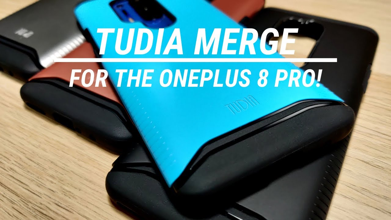 Tudia Merge for the OnePlus 8 Pro (Case Review)!
