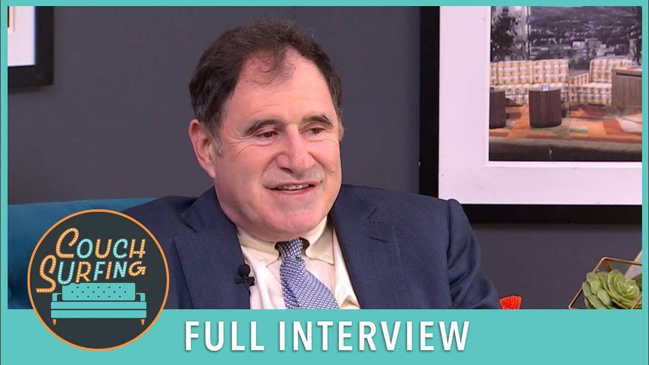 'Spin City' Star Richard Kind Looks Back On 'Inside Out', 'Brockmire' & More