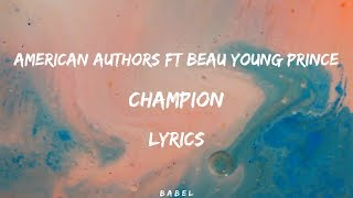Play Champion (feat. Beau Young Prince)