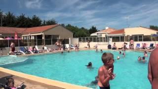 Camping la Plage, présentation du camping 2012 - St-Hilaire-de-Riez - Vendée 85