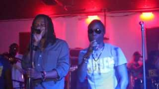 "Zenglen "" Pa tcheke menaj mwen "" live video at Hollywood Live"