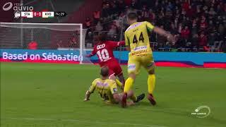 Standard-Ostende (0-0) : Le résumé