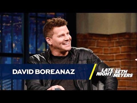 David Boreanaz Looks Back at 12 Seasons of Hair