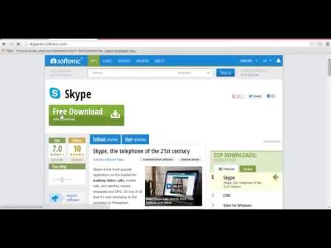 How to download skype on windows 10