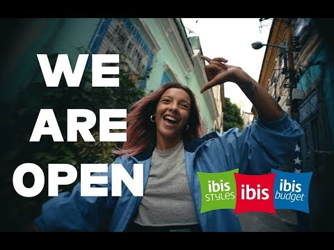 We Are Open • ibis