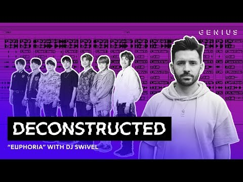 "The Making Of BTS' 방탄소년단 ""Euphoria"" With DJ Swivel 