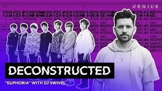 "Gambar cover The Making Of BTS' 방탄소년단 ""Euphoria"" With DJ Swivel 