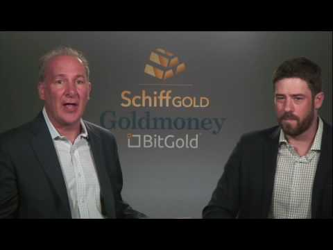 SchiffGold Merges with GoldMoney, Peter Schiff and Josh Crumb Educating and Enriching