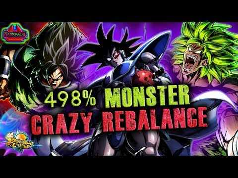 EAT FRUIT AND DESTROY! 498% TURLES + 6* Fury BROLY PPR PvP Showcase! Dragon Ball Legends DB Legends