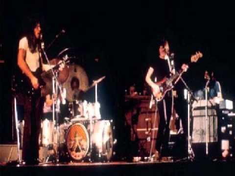 Pink Floyd - Childhood's end (long version live Zurich 1972)