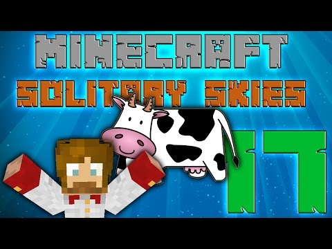 Solitary Skies #17 - Steelworks R'Us {MINECRAFT Agrarian Ski