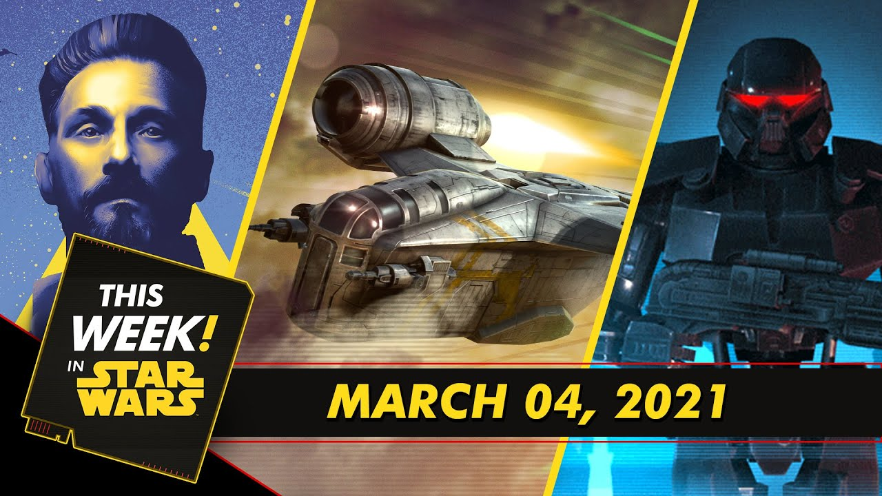 The Razor Crest Enters Galaxy of Heroes, We Want Your High Republic Questions, and More!