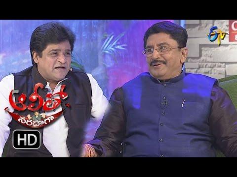 Alitho Saradaga | 8th May 2017 | Murali Mohan | Full Episode | ETV Telugu