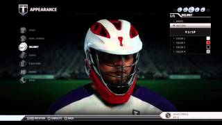 Casey Powell Lacrosse 16 - Team Creation (PS4)