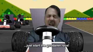 Repeat youtube video Super Hitler Kart