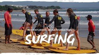Surfing - ADVENTUREDK rejseinspiration