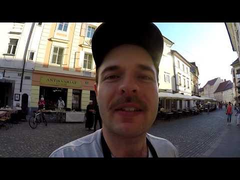 Scottman895 Travel Delights: Klobasarna (Ljubljana, Slovenia)