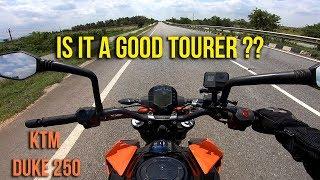 Duke 250 Touring Review