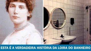 A lenda por trás da loira do banheiro