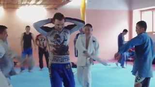 Экзамен на пояса в г. Якутске / bjj blue belt exam