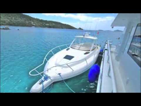 Charter Yacht Freedom - Professional Video - Power Yacht