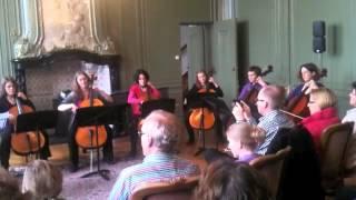 ZMS2C Cello Octet Habanera uit Carmen