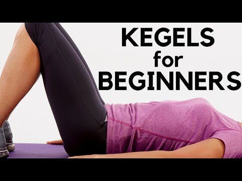 Kegels Exercises for