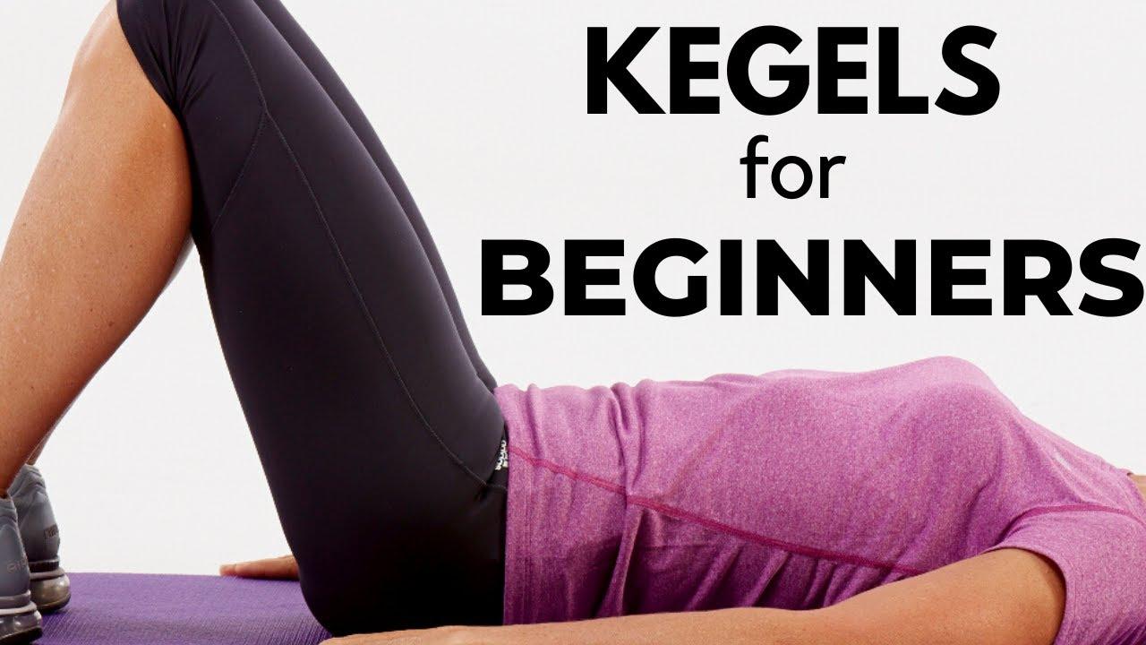 Kegels Exercises for Women – Complete BEGINNERS Guide