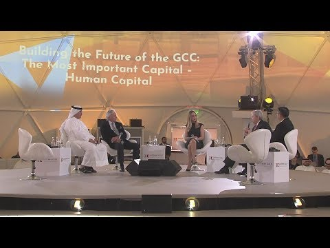 Building the Future of the GCC: The Most Important Capital – Human Capital (English)