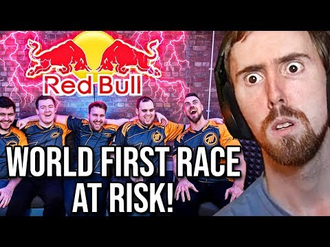 Asmongold - Method No Longer Working With Redbull - World First Race [FULL DISCUSSION]