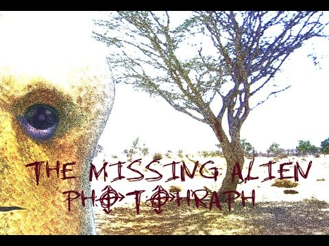 The Missing Alien Photograph (4chan Mystery) - ALIEN SELFIE -
