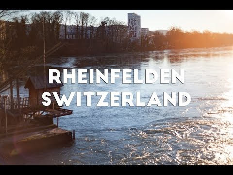 Getting around Switzerland | Rheinfelden Edition.