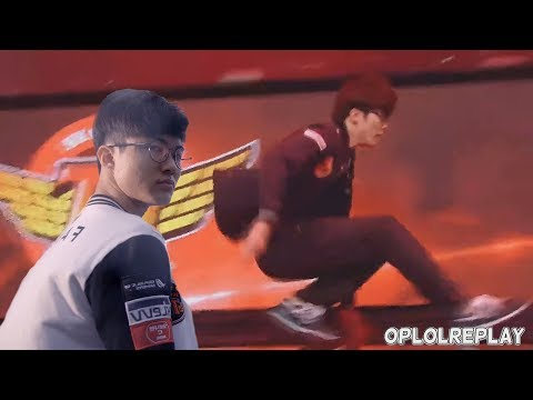 Epic Faker Moments, Impossible To Forget - Lolesports #LegendsNeverDie