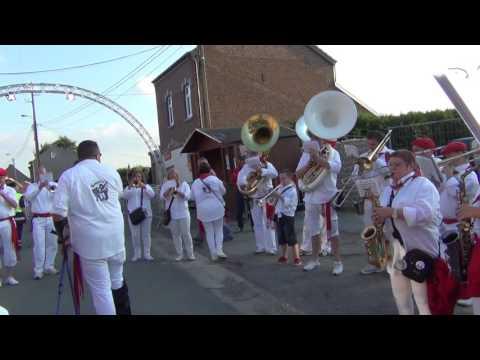 DALHEM 2016 , 25 Ans Du Delirium Tremens, Houm Papa Band