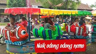 Gambar cover Naik odong odong nemo lagu asma'ul husna