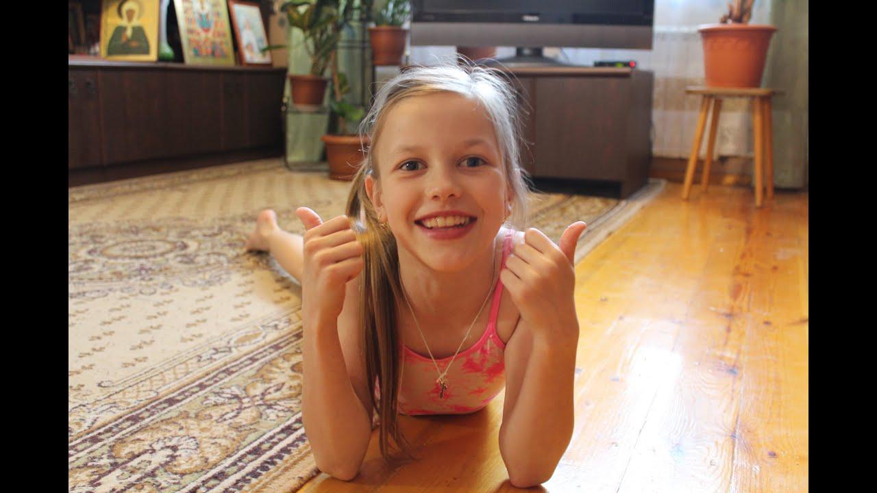 My gymnastics - Front Flip | Моя гимнастика - переворот вперёд