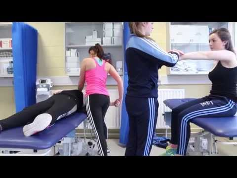 BSc (Hons) in Athletic and Rehabilitation Therapy