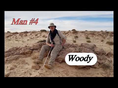 Meteorite Hunting in The Sahara Desert Africa Expedition 2016
