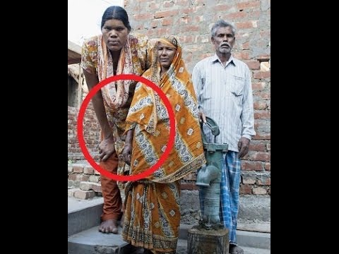 Tallest Person In The World 2014 Siddiqa Parveen...