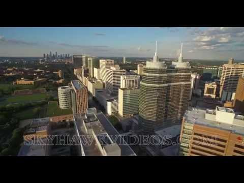 Worlds Largest Medical Center Complex- Houston  4K- HD