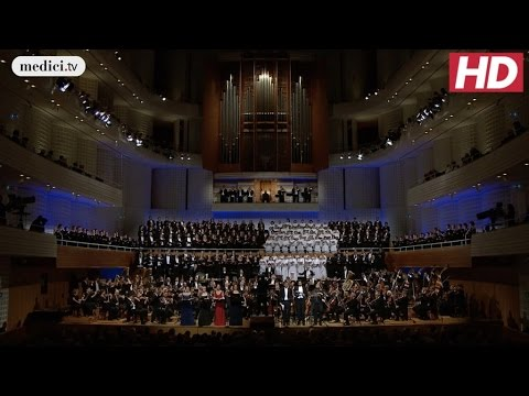 "Riccardo Chailly and the Lucerne Festival Orchestra - Symphony No. 8, ""of a Thousand"" - Mahler"