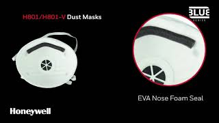 Honeywell Product Video - H801/H801-V Dust Masks