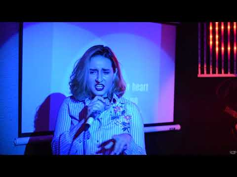 Voices of Karaoke 2018 Round 1 - Night 3 - song 2 - Mirela Kostadinova