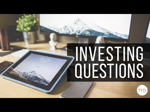 8 Beginner Questions & Answers About Investing