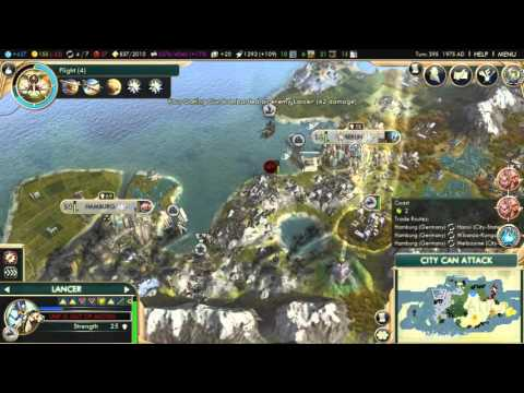 Civ V [Germany] STUFFS GOING WELL MATES #17