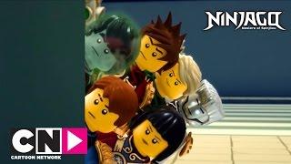 Ninjago I Ünlü Ninjalar I Cartoon Network Türkiye
