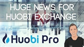 Huobi Pro Exchange | News and Announcements