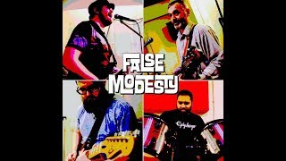 False Modesty - Live at the Actress and Bishop