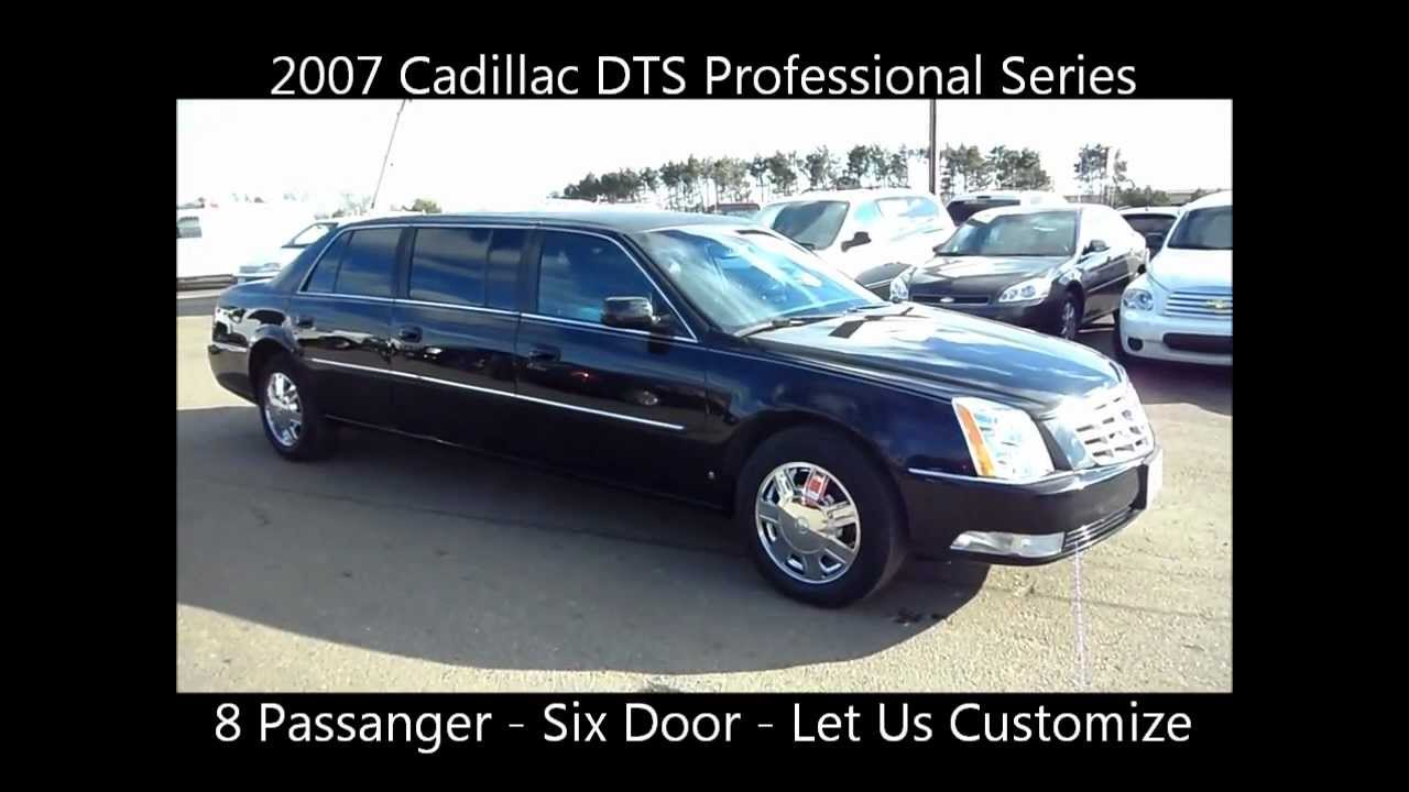 Cadillac Six Door Limousine For Sale By Carco Youtube